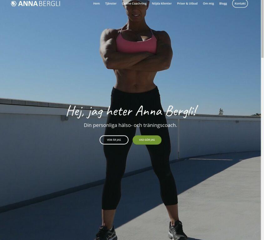 Anna Bergli