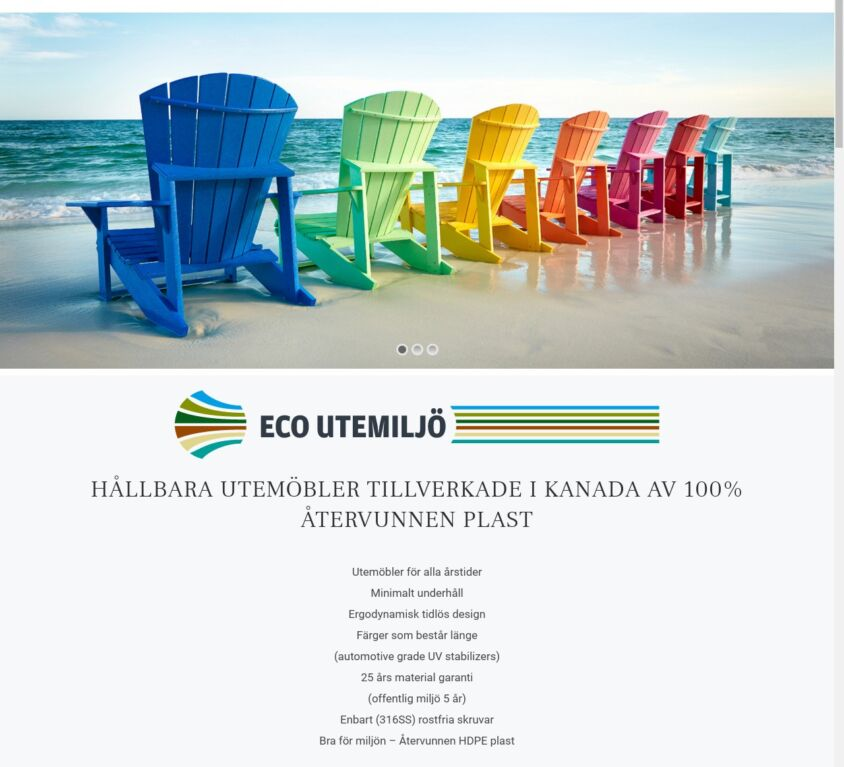 Eco Utemiljö