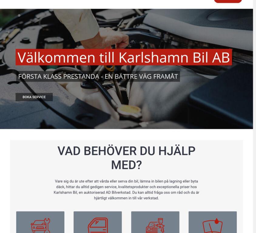 Karlshamn Bil AB