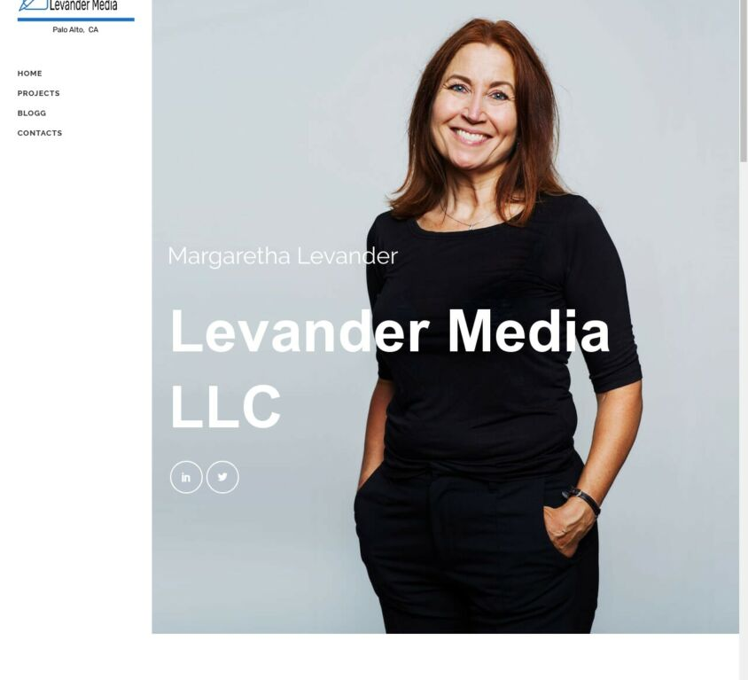 Levander Media LLC