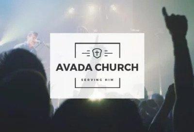 tema demo för kyrka