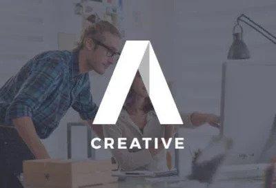 Kreativ byrå demo