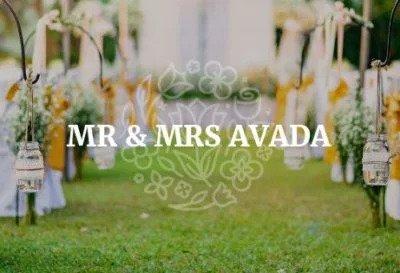 Bröllopstema demo