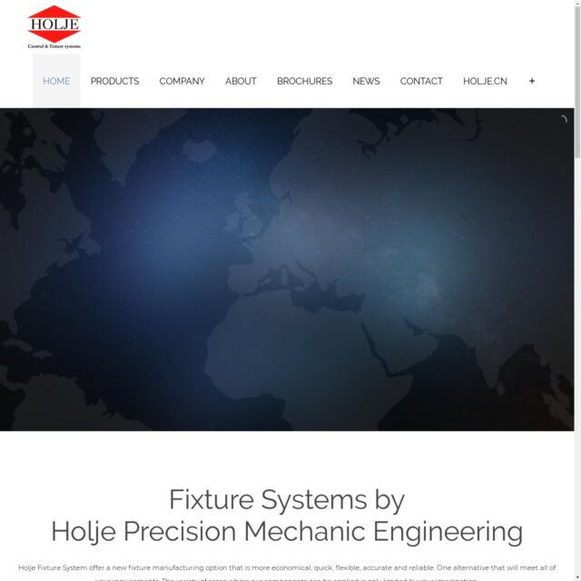 holje-com control and fixture systems