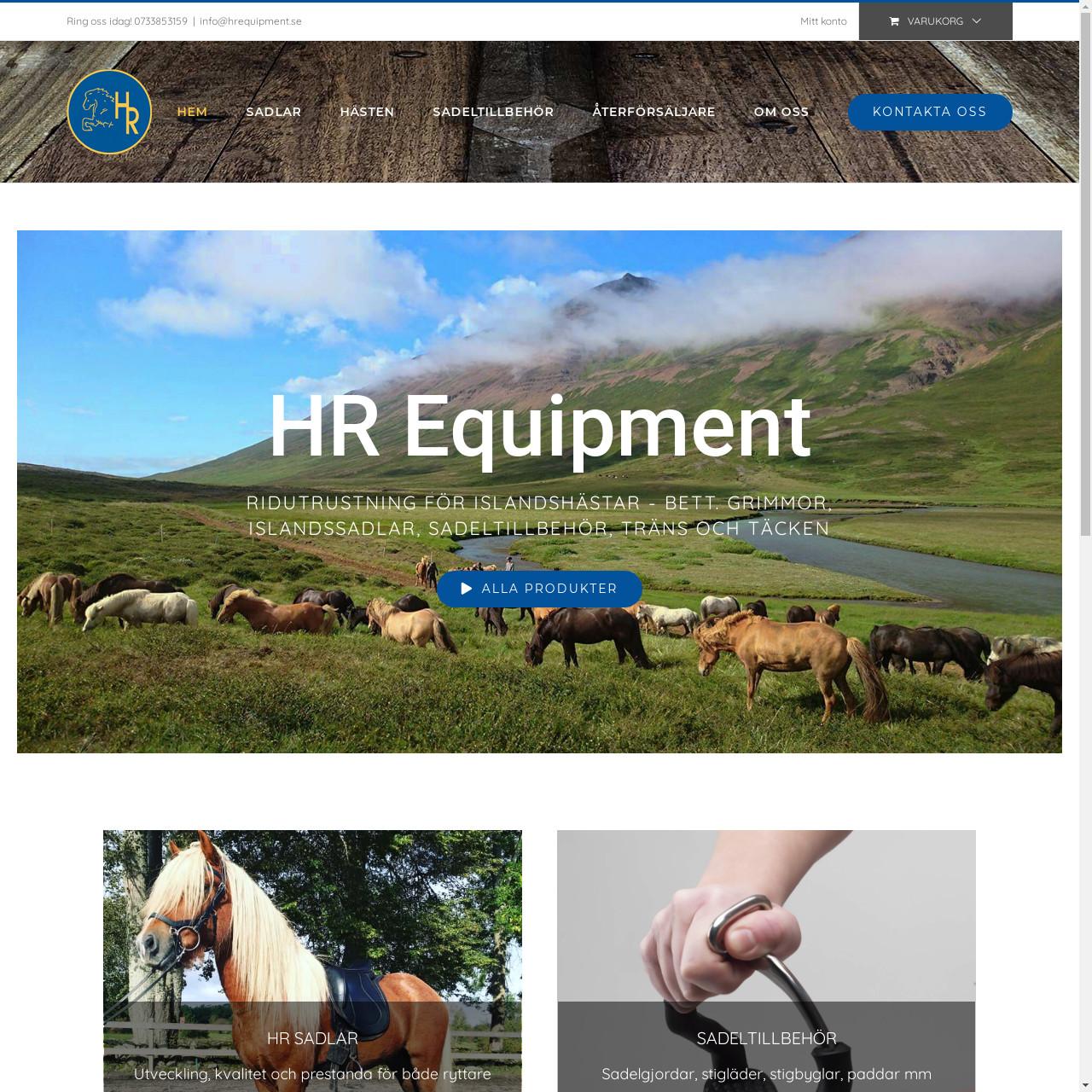 HR Equipment 1