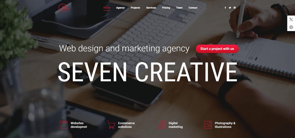 Kreativt byrå