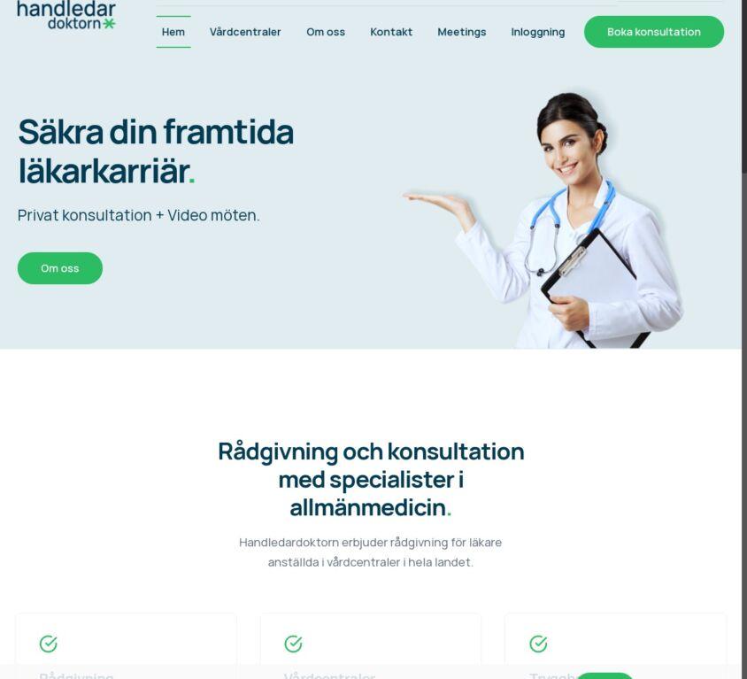 Handledardoktorn.se
