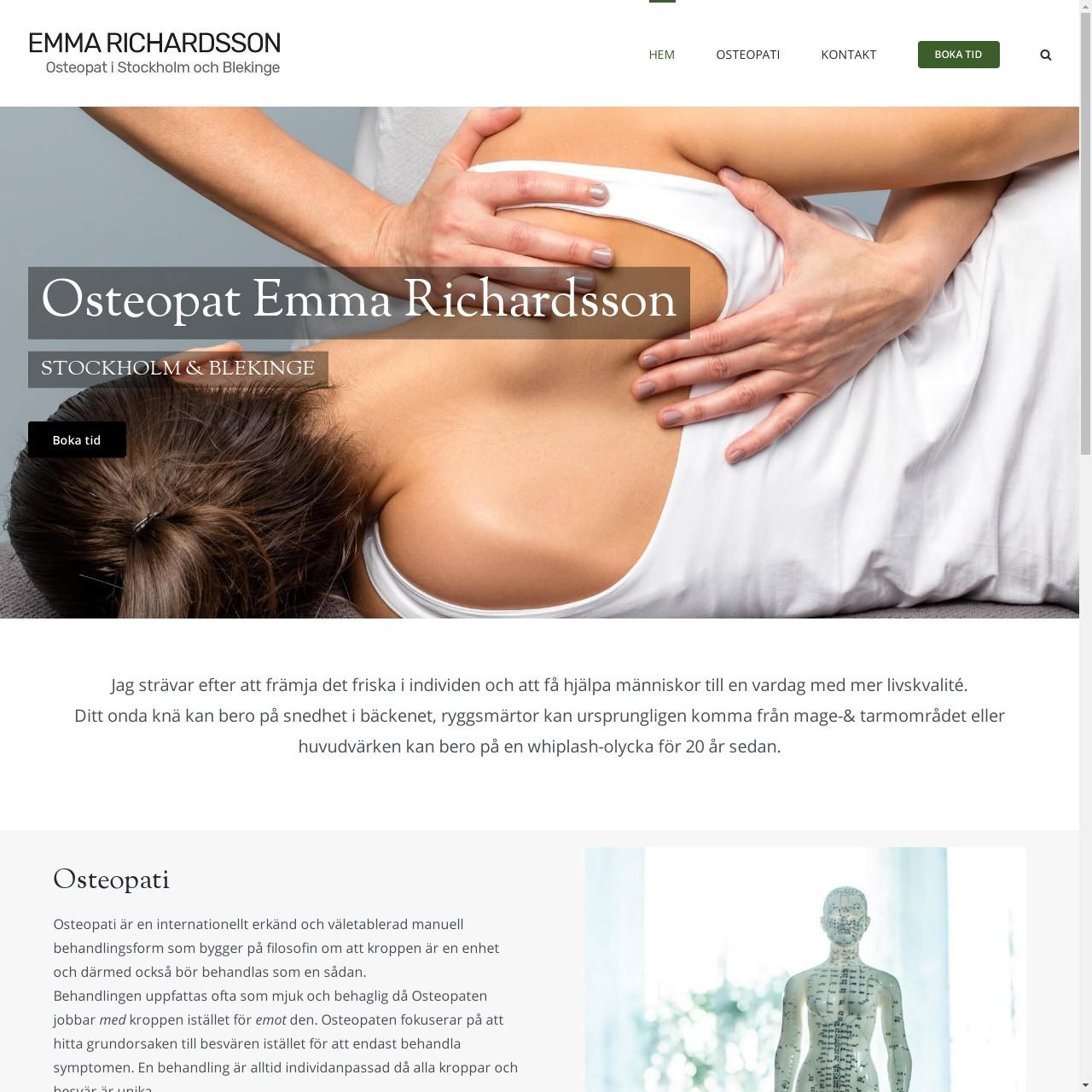 Osteopat Emma 1