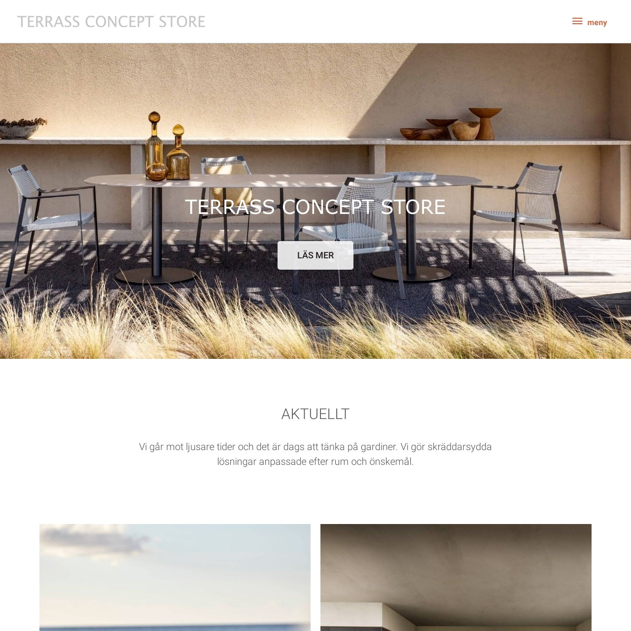 Terrass Concept Store 1